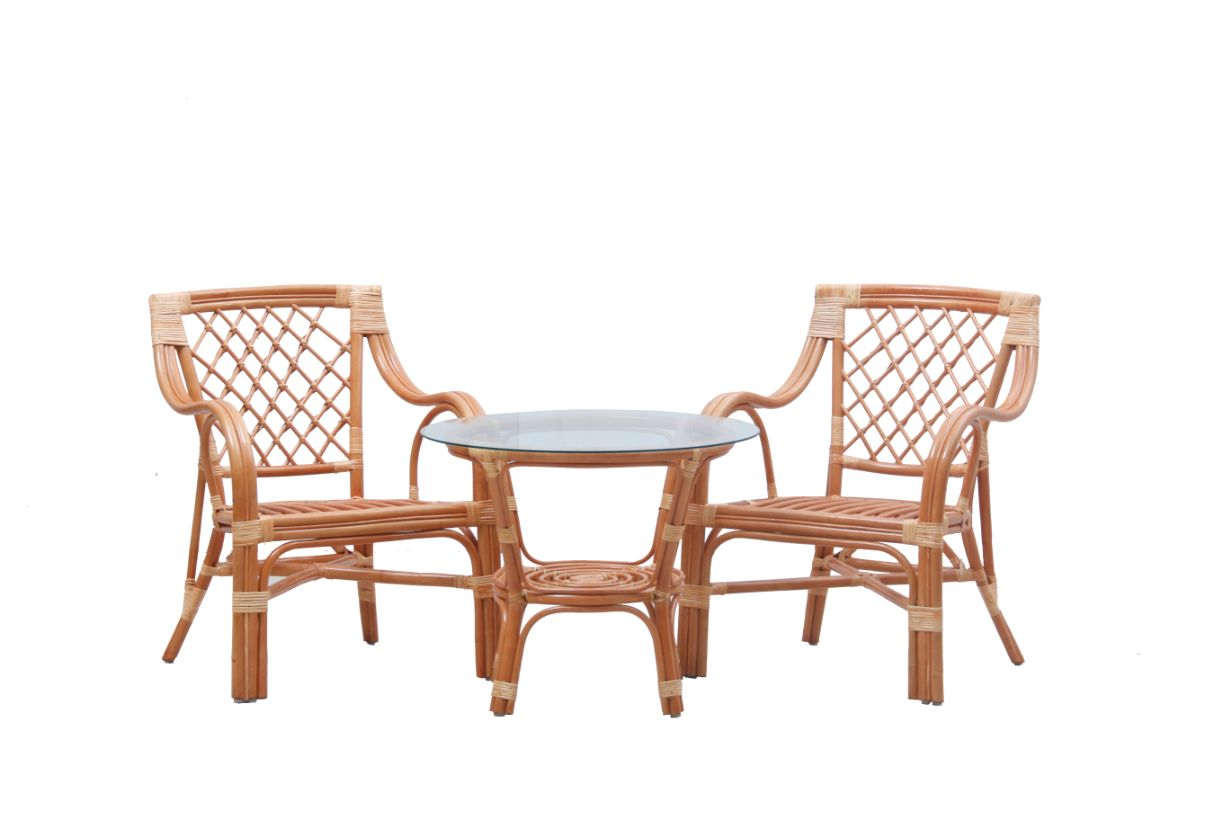 Natural and Cirebon Furniture Rattan